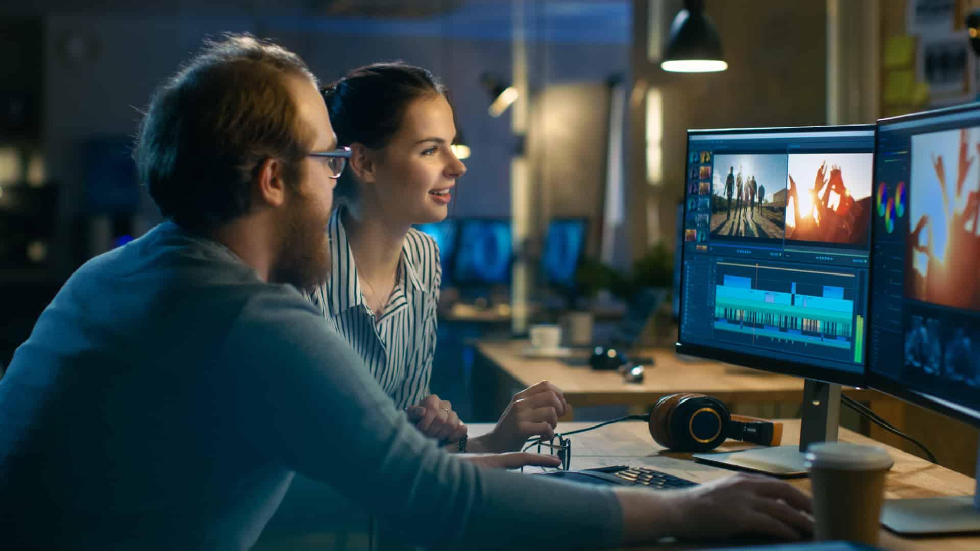 Hire video editor mumbai