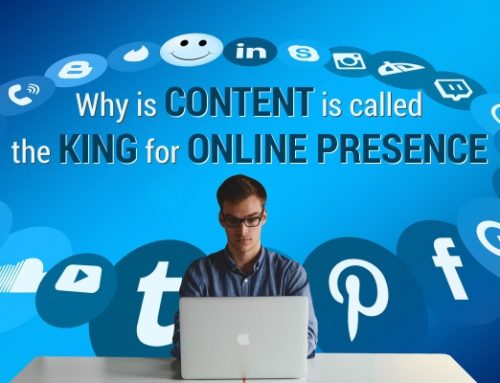 Why is Content is Called the King for Online Presence