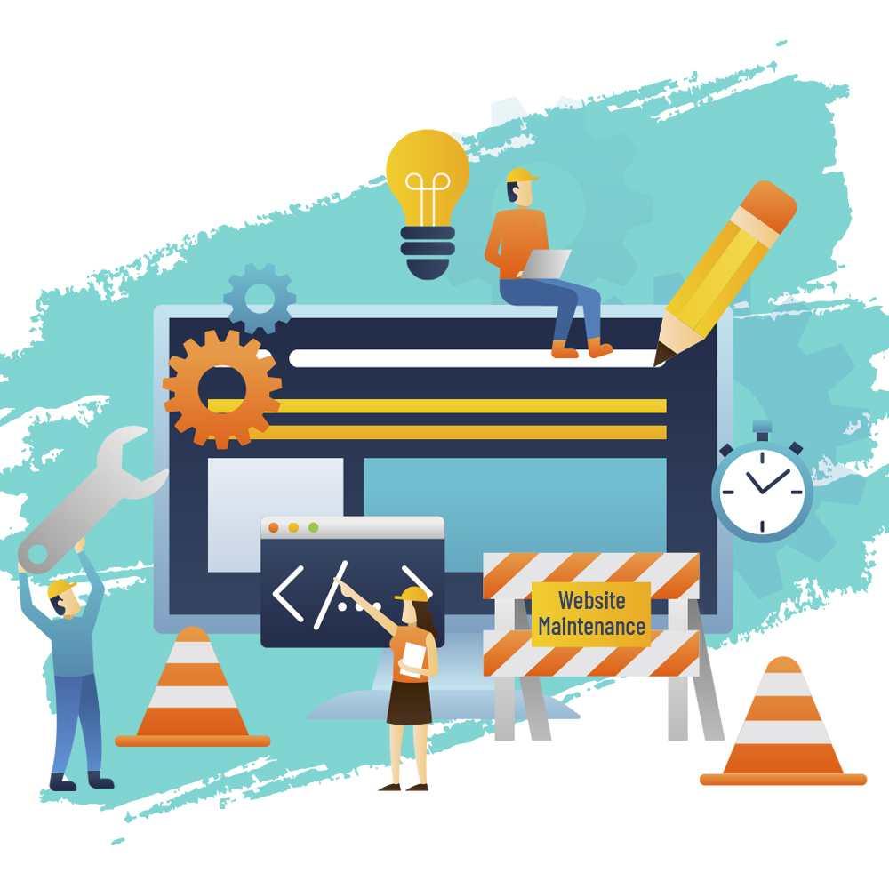 Website Maintenance Company Mumbai