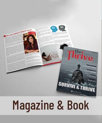 Magazine & Book Design