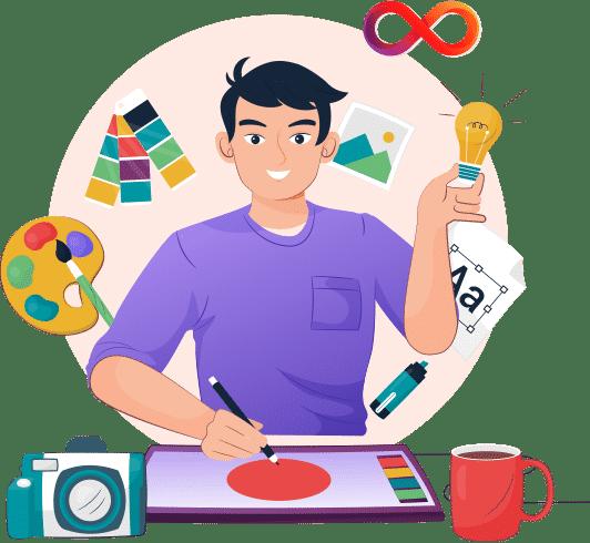 website layout design services